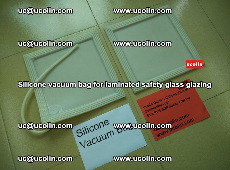 Silicone vacuum bag for safety laminated glalss galzing oven vacuuming (15)