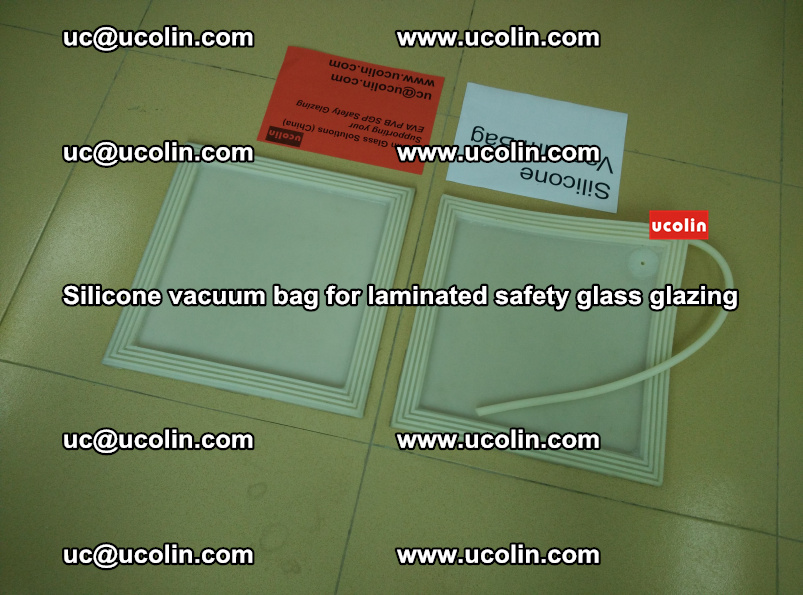 Silicone vacuum bag for safety laminated glalss galzing oven vacuuming (26)