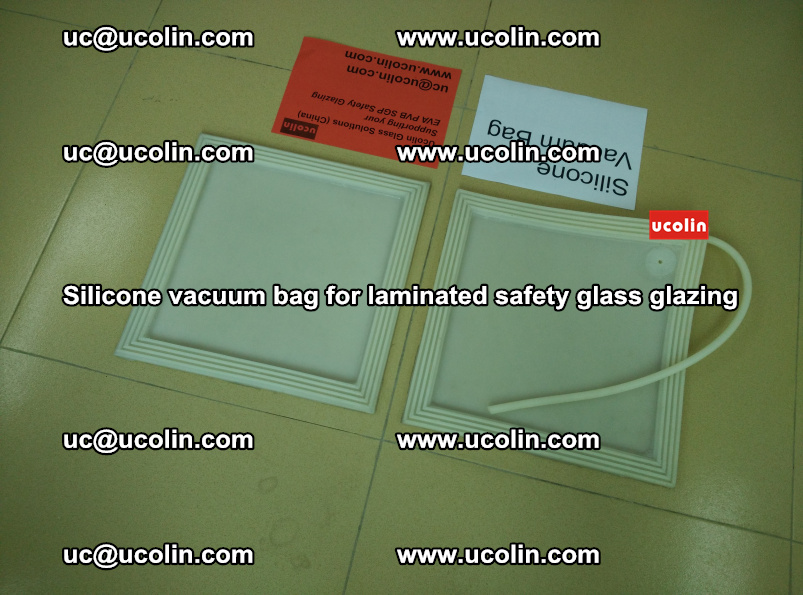 Silicone vacuum bag for safety laminated glalss galzing oven vacuuming (29)