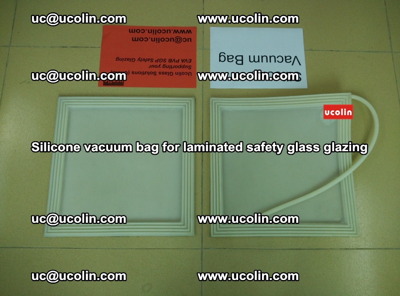 Silicone vacuum bag for safety laminated glalss galzing oven vacuuming (33)