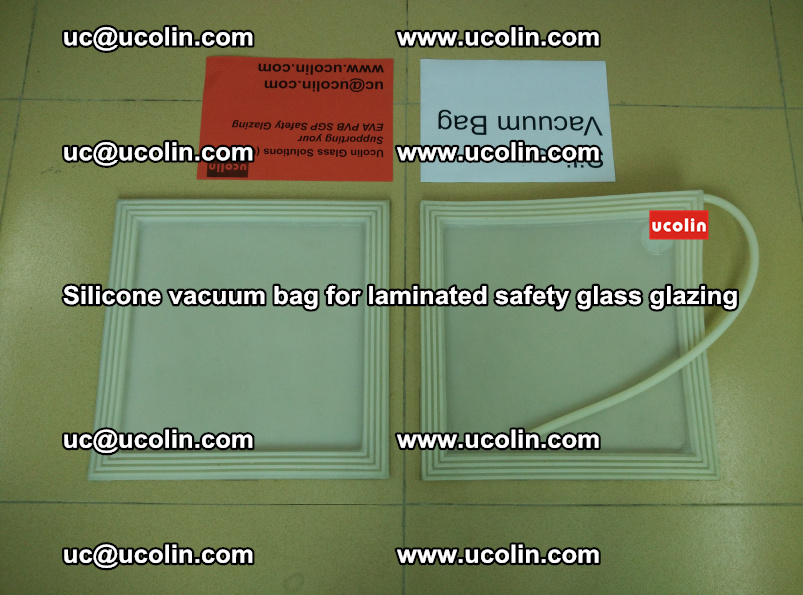 Silicone vacuum bag for safety laminated glalss galzing oven vacuuming (34)