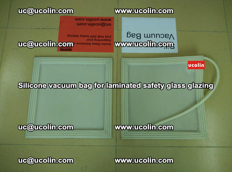 Silicone vacuum bag for safety laminated glalss galzing oven vacuuming (36)
