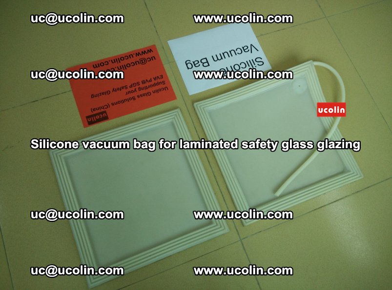 Silicone vacuum bag for safety laminated glalss galzing oven vacuuming (37)