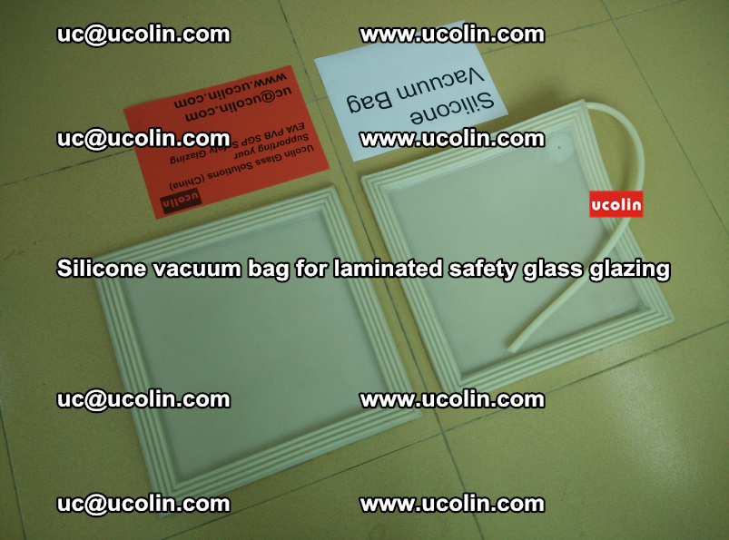 Silicone vacuum bag for safety laminated glalss galzing oven vacuuming (38)