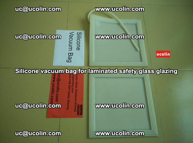 Silicone vacuum bag for safety laminated glalss galzing oven vacuuming (42)