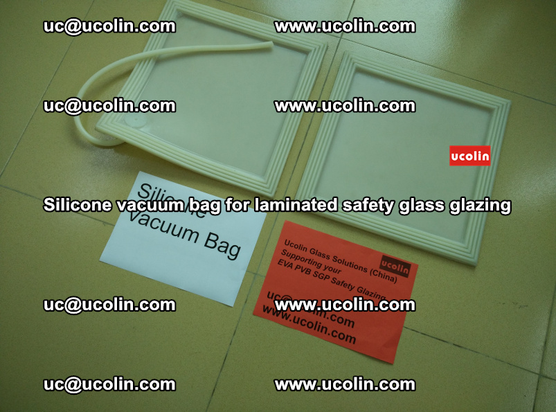 Silicone vacuum bag for safety laminated glalss galzing oven vacuuming (46)