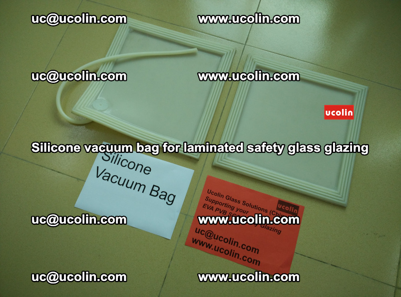 Silicone vacuum bag for safety laminated glalss galzing oven vacuuming (47)