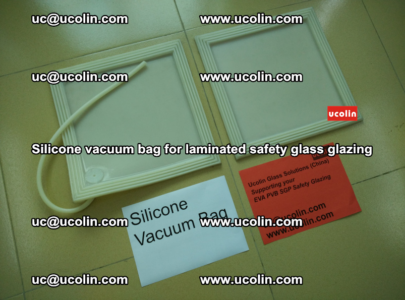 Silicone vacuum bag for safety laminated glalss galzing oven vacuuming (56)