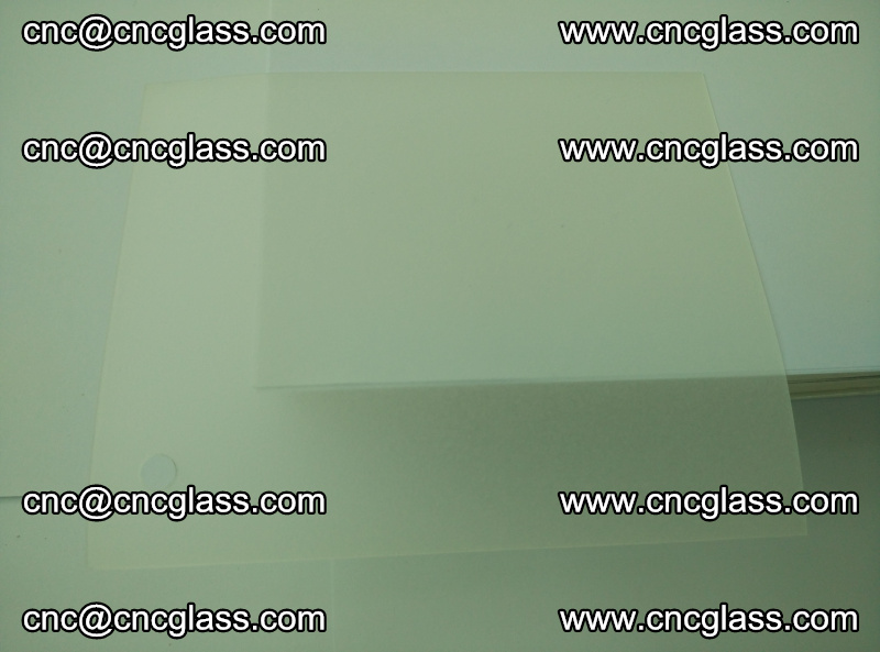 EVA glass interlayer film cool jade white (arctic snow white) (11)