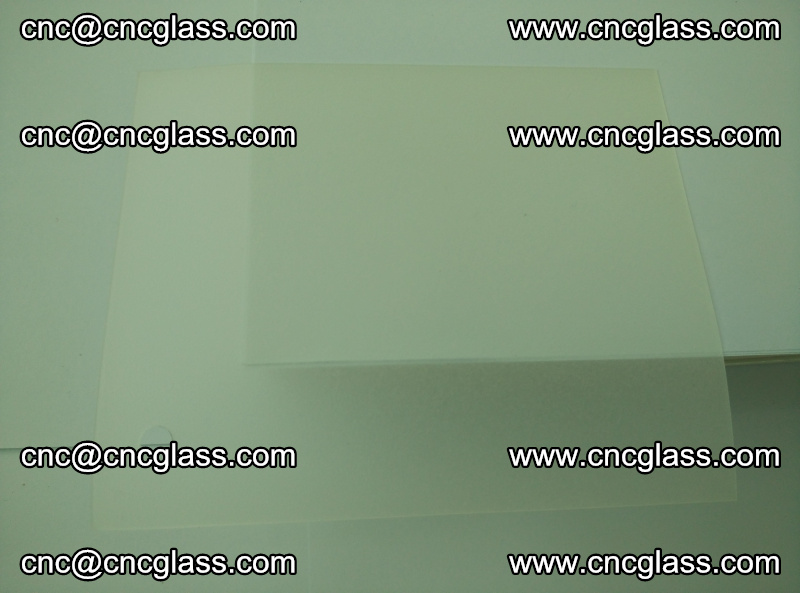 EVA glass interlayer film cool jade white (arctic snow white) (13)