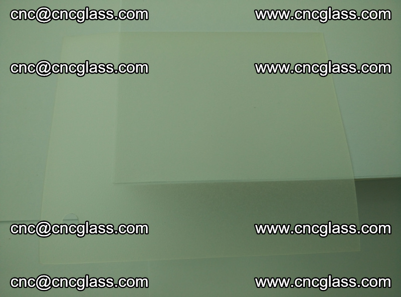 EVA glass interlayer film cool jade white (arctic snow white) (14)