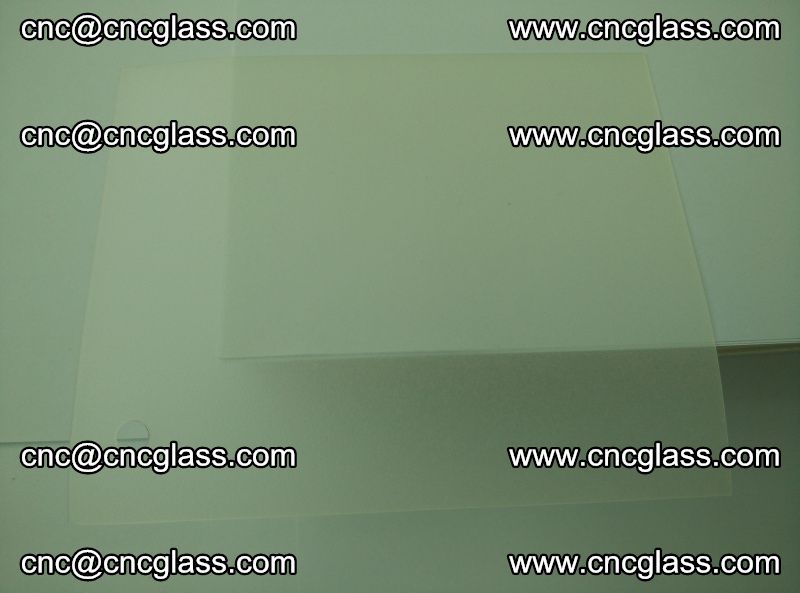 EVA glass interlayer film cool jade white (arctic snow white) (19)