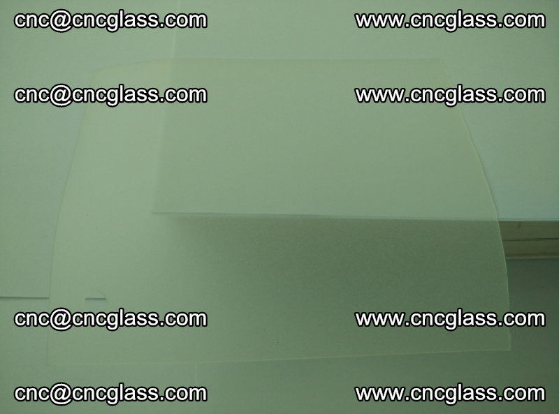 EVA glass interlayer film cool jade white (arctic snow white) (6)