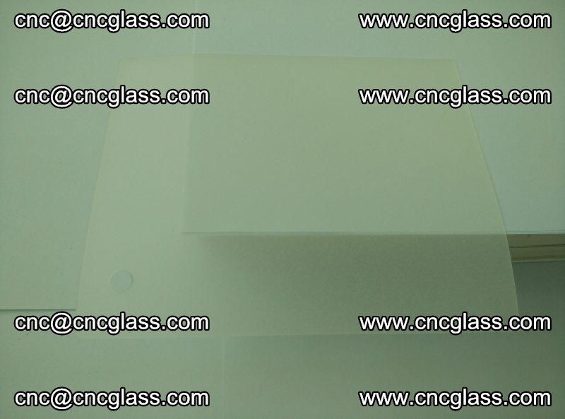 EVA glass interlayer film cool jade white (arctic snow white) (9)